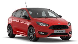 Focus ST-line Red Edition