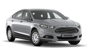 New Mondeo Business külső